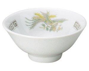 雷門鳳凰 3.8スープ碗 中華食器 スープ碗・スープボール 業務用 日本製 磁器 約11.7cm スープ用 セットメニュー用 清湯 フカヒレスープ たまごスープ わかめスープ 取り分け用 中国料理