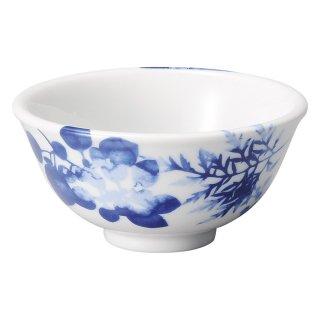 フローラル 3.6スープ碗 中華食器 スープ碗・スープボール 業務用 日本製 磁器 約11.3cm スープ用 セットメニュー用 清湯 フカヒレスープ たまごスープ わかめスープ 取り分け用 中国料理