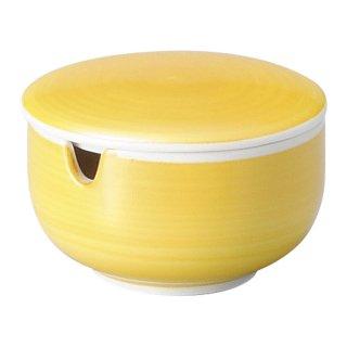 敦煌 黄調味入 中華食器 卓上小物 カスター 業務用