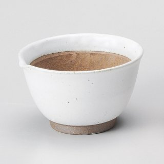 ワラ白麦とろ鉢 小 和食器 すり鉢関連 業務用