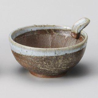 ワラ灰掛手付丸5.5寸すり鉢 和食器 すり鉢関連 業務用