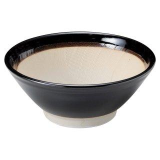 天目波紋櫛目6寸すり鉢 和食器 すり鉢関連 業務用