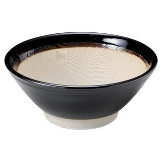 天目波紋櫛目8寸すり鉢 和食器 すり鉢関連 業務用