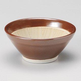 茶4.5寸すり鉢 和食器 すり鉢関連 業務用