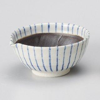 呉須十草片口5寸すり鉢 和食器 すり鉢関連 業務用