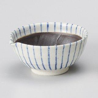 呉須十草片口4寸すり鉢 和食器 すり鉢関連 業務用