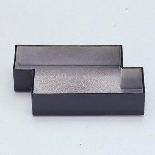 筏盛箱 黒内銀雲 漆器 楕円・変型盛器 業務用