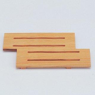 筏盛箱用 杉目皿 漆器 楕円・変型盛器 業務用
