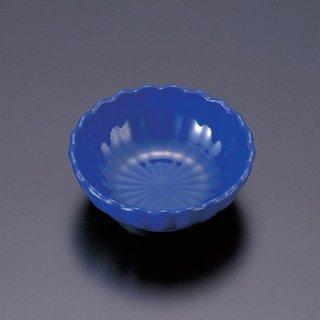 3寸菊型鉢 瑠璃 漆器 小鉢 業務用