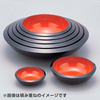 鉄鉢内朱3寸〜9寸 漆器 めん鉢・鉄鉢 業務用