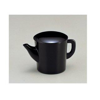 小 ゆとう黒 300cc 漆器 湯筒 業務用