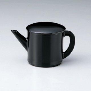 特大 ゆとう黒 540cc 漆器 湯筒 業務用