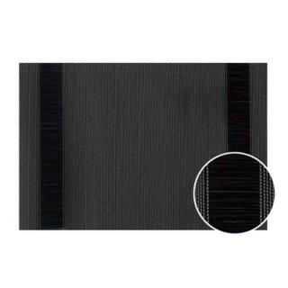 ブランナーマット ブラック 漆器 テーブルマット 業務用