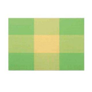エコマット 緑格子 漆器 テーブルマット 業務用