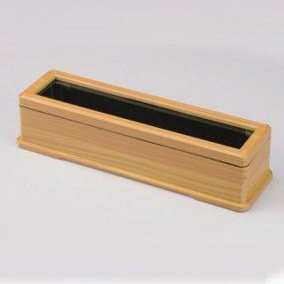 コンパクト箸箱 白木 漆器 箸箱・箸立・サーバーレスト 業務用
