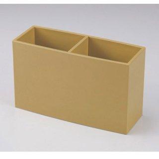 胴張ロングマルチスタンド クリーム 漆器 箸箱・箸立・サーバーレスト 業務用