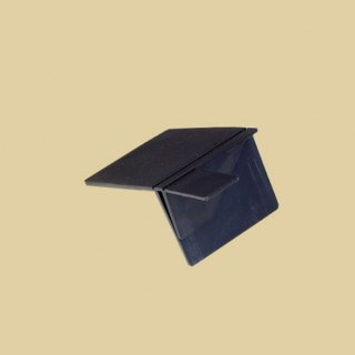 クリーンフードBタイプ 黒 漆器 箸箱・箸立・サーバーレスト 業務用