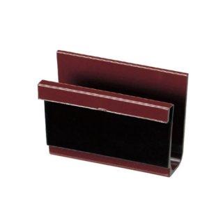 ニュー箸箱用メニュー立て ウルミ 漆器 箸箱・箸立・サーバーレスト 業務用