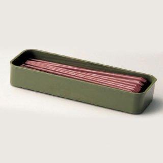 サーバーレスト グリーン 漆器 箸箱・箸立・サーバーレスト 業務用