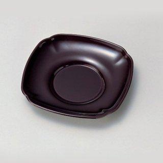 木瓜茶托 溜 漆器 茶托・コースター業務用