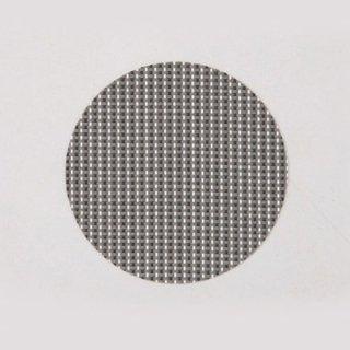エレガントマットコースター col.12 グレイ&ホワイトチェック 漆器 茶托・コースター業務用