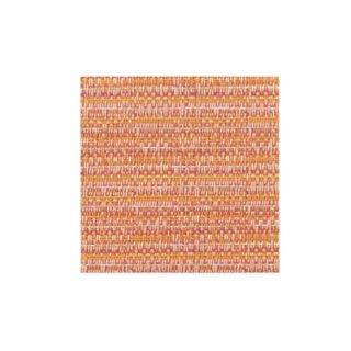 エレガントマットコースター 角 オレンジストライプ 漆器 茶托・コースター業務用