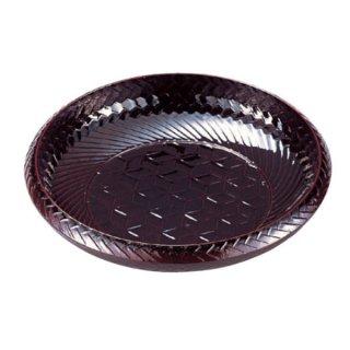 7寸かごめ鉢 総溜 漆器 菓子器 業務用