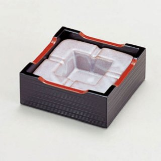 小 灰皿 枠付 漆器 灰皿 業務用