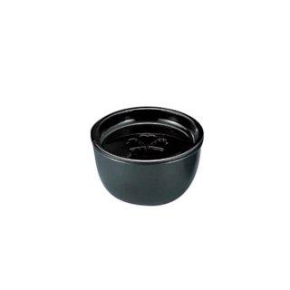 茶こぼし グリーン乾漆 漆器 茶びつ・茶筒・茶こぼし 業務用