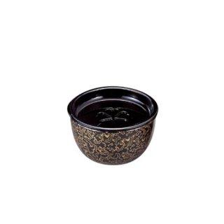 茶こぼし 金堆朱 漆器 茶びつ・茶筒・茶こぼし 業務用