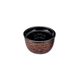 茶こぼし 銀格子 漆器 茶びつ・茶筒・茶こぼし 業務用