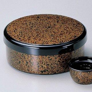 茶びつ 新堆朱 漆器 茶びつ・茶筒・茶こぼし 業務用