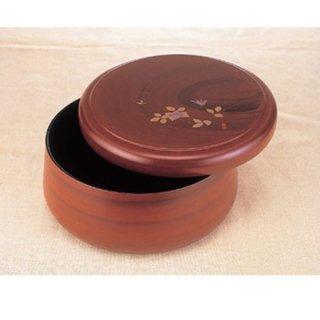 茶枢 木里 漆器 茶びつ・茶筒・茶こぼし 業務用