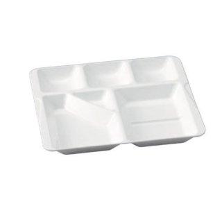 パレットプレート 陶磁器調白 漆器 ビュッフェ 仕切プレート 業務用