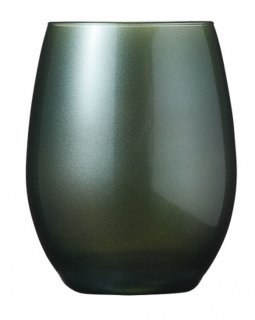 プライマリフィック グリーン ガラス タンブラー 350cc以上 業務用