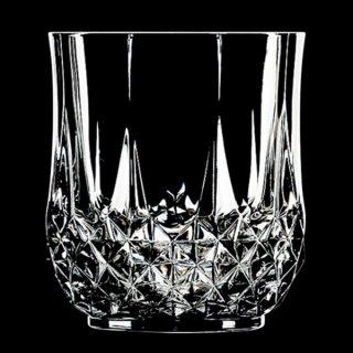 ロンシャン 320オールド ガラス ロックグラス 業務用