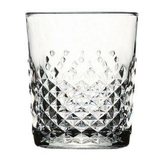 カラット 925500 ガラス ロックグラス 業務用
