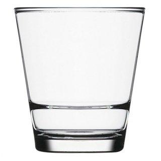 スタックアップ 260オールド ガラス ロックグラス 業務用