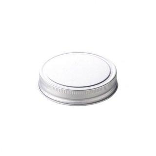 アルミ蓋 直径70 パッキン付 ガラス キャニスター&ボトル 業務用