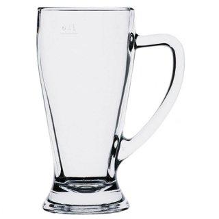 バビエラ ジョッキ0.4 ガラス ビール 業務用