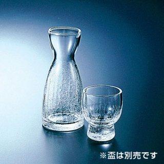 ヒビ徳利 ガラス 酒 業務用