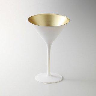 オリンピック カクテル マットホワイト ゴールド 漆器 酒器・酒袴・ビール袴 業務用