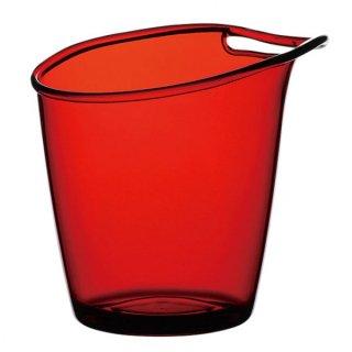 サンテデスキア ワインクーラー レッド ガラス ソムリエナイフ&ワイングッズ 業務用