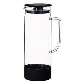 フォーシーズンズファーム ウォータードリップボトル BK ガラス デカンタ&ピッチャー 業務用
