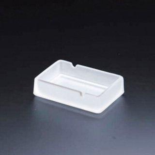 550F スキ ガラス 灰皿 業務用