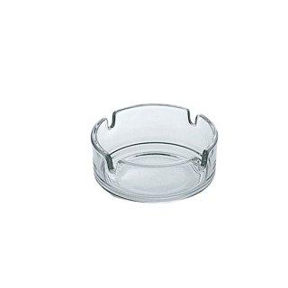 H-10 クリア ガラス 灰皿 業務用
