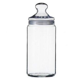 ポットクラブ 1.5 ガラス キャニスター&ボトル 業務用