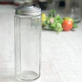 メタルトップジャー L ガラス キャニスター&ボトル 業務用