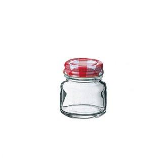 チェックボトル FC-50 ガラス キャニスター&ボトル 業務用