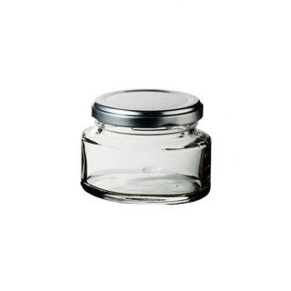 オーバルボトル S ガラス キャニスター&ボトル 業務用